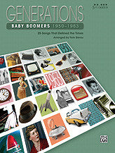 Generations: Baby Boomers (1950--1963) 00-34147   upc 038081378855