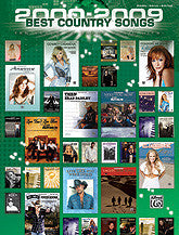 2000--2009 Best Country Songs 00-34658   upc 038081387413