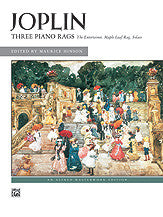 Three Piano Rags 00-3580   upc 038081000749