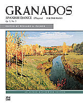 Spanish Dance 00-3600   upc 038081044507