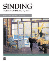 Rustles of Spring, Op. 32, No. 3 00-3604   upc 038081013770