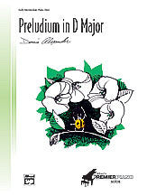 Preludium in D Major 00-3626   upc 038081002002