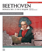 Sonata No. 25 in G Major, Op. 79 00-36281   upc 038081402291