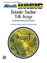 Fantastic Familiar Folk Songs 00-477   upc 038081022734
