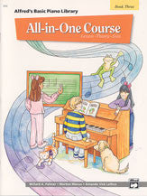 Alfred's Basic All-in-One Course, Book 3 00-5742   upc 038081111315