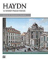 12 Short Piano Pieces 00-627   upc 038081032610