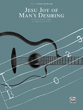 Jesu, Joy of Man's Desiring 00-6903JGTX   upc 029156110616