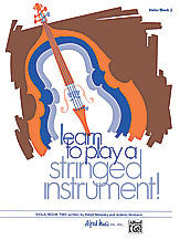 Learn to Play a Stringed Instrument, Book 2 00-762   upc 038081033259