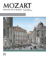 Sonata in G Major, K. 283 00-8006   upc 038081059471