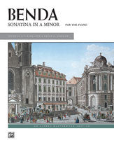 Sonatina in A minor 00-8047   upc 038081059617