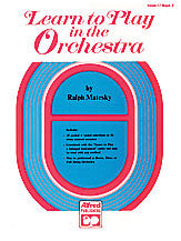 Learn to Play in the Orchestra, Book 2 00-853   upc 038081025889