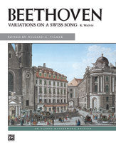 Variations on a Swiss Song 00-877   upc 038081033556