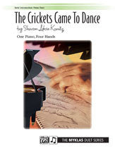 Crickets Came to Dance 00-88149   upc 038081247137