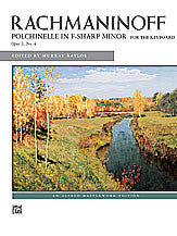 Polichinelle in F-Sharp minor, Op. 3 No. 4 00-895   upc 038081026138