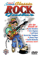 Getting the Sounds: Classic Rock Guitar 00-901903   upc 654979019039
