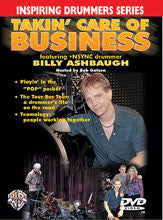 Inspiring Drummers Series: Takin' Care of Business 00-902781   upc 654979027812