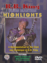 B.B. King: Blues Master Highlights 00-903955   upc 654979039556