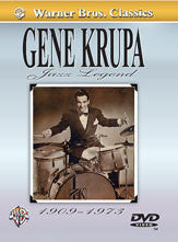 Gene Krupa: Jazz Legend (1909-1973) 00-906354   upc 654979063544