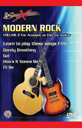SongXpressÌÎå«?åÂ: Modern Rock, Vol. 2 (for Acoustic or Electric Guitar) 00-906991   upc 654979069911