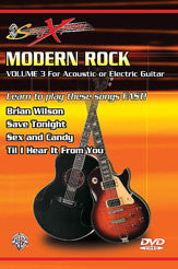 SongXpressÌÎå«?åÂ: Modern Rock, Vol. 3 (for Acoustic or Electric Guitar) 00-906992   upc 654979069928