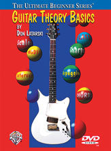 Ultimate Beginner Series: Guitar Theory Basics 00-907758   upc 654979077589