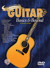 Ultimate Beginner Series: Bluegrass Guitar Basics & Beyond 00-908069   upc 654979081845