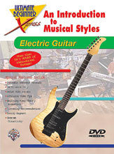 Ultimate Beginner XpressíëŒÇí«Œé: An Introduction to Musical Styles for Electric Guitar 00-999037   upc 654979990376