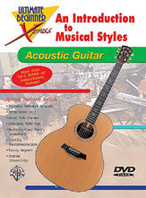 Ultimate Beginner XpressíëŒÇí«Œé: An Introduction to Musical Styles for Acoustic Guitar 00-999043   upc 654979990437