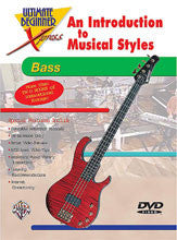 Ultimate Beginner XpressíëŒÇí«Œé: An Introduction to Musical Styles for Bass 00-999045   upc 654979990451