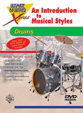 Ultimate Beginner XpressíëŒÇí«Œé: An Introduction to Musical Styles for Drums 00-999047   upc 654979990475