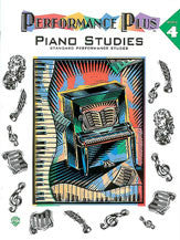 Performance PlusÌÎå«?åÂ: Classical Music, Book 4: Piano Studies 00-AF9721   upc 029156609493