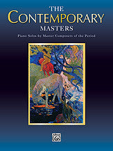 Piano Masters Series: The Contemporary Masters 00-EL96117   upc 029156274134