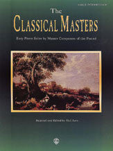 Masters Series: The Classical Masters 00-EL9703A   upc 654979086789