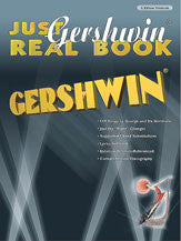 Just Gershwin Real Book (Artist Edition) 00-FBM0006   upc 654979063018