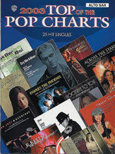 2003 Top of the Pop Charts: 25 Hit Singles 00-IFM0304   upc 654979058663