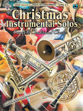 Christmas Instrumental Solos: Carols & Traditional Classics for Strings 00-IFM0416CD   upc 654979082668