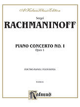 Piano Concerto No. 1 in F-Sharp Minor, Op. 1 00-K03814   upc 029156116748