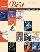The Best in Broadway Sheet Music 00-MF9737   upc 029156902891