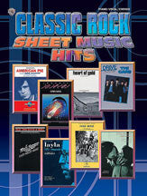 Classic Rock Sheet Music Hits 00-MFM0323   upc 654979069102