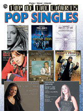 Top of the Charts Pop Singles 00-MFM0420   upc 654979086642