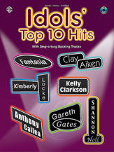 Idols' Top 10 Hits 00-MFM0501CD   upc 654979091622