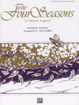 "The Four Seasons (""Le Quattro Stagioni"") 00-PA02250   upc 029156119381"