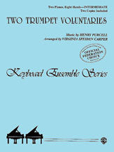 Two Trumpet Voluntaries 00-PA02415   upc 029156636185