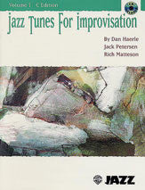 Jazz Tunes for Improvisation, Volume One 00-SB9702CD   upc 029156660821
