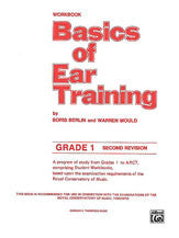 Basics of Ear Training, Grade 1 00-V1001   upc 029156676716