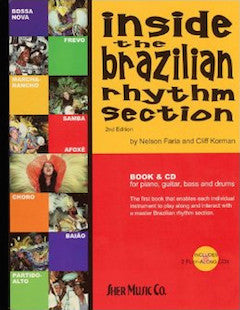 Inside The Brazilian Rhythm Section UPC 9781883217136