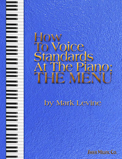 How to Voice Standards at the Piano UPC 9781883217808