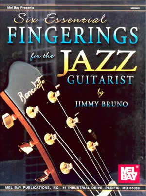 Six Essential Fingerings for the Jazz Guitarist 20001   upc 796279085212