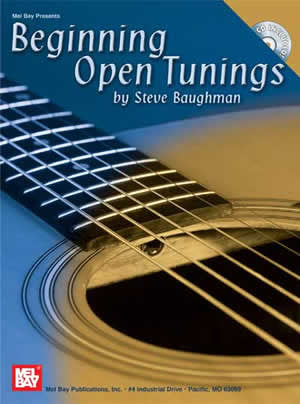 Beginning Open Tunings 20056BCD   upc 796279094405
