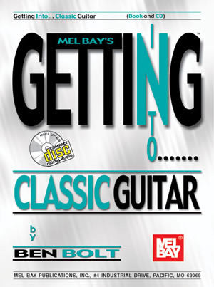 Getting into Classic Guitar 20086BCD   upc 796279087254